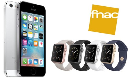 Black Friday: Fnac comienza la semana con ofertas en iPhone y Apple Watch
