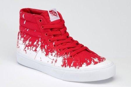 Zapatillas Sk8-Hi Paint Stomp