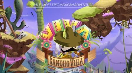 Viva Sancho Villa promete ser el videojuego mexicano más épico
