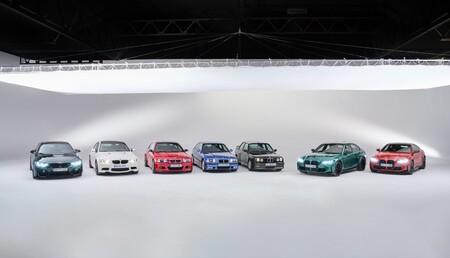 BMW M3 35 Aniversario 39