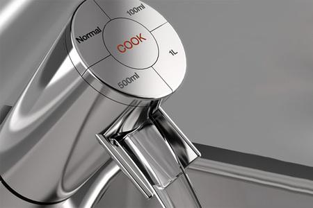 Cook, el grifo que sirve justo el agua que necesitas