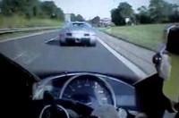 Esto sí es hacer un trío: Bugatti Veyron, Porsche Carrera GT y Yamaha R1