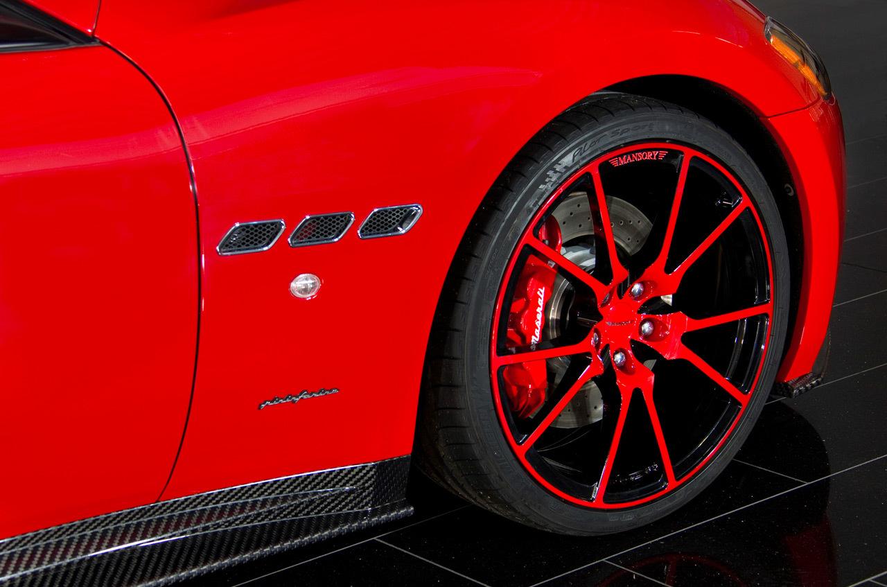 Foto de Mansoty Maserati GranTurismo (14/22)