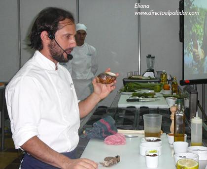 Pedro Miguel Schiaffino en el SIG 2007
