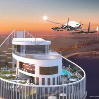 Aparcamientos de altos vuelos para coches voladores: Miami será la primera en estrenarlos