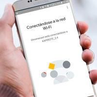 Cómo cambiar la conexión Wi-Fi del Chromecast