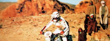 La siglas G/S, el mito que fraguó BMW en el desierto del Sáhara