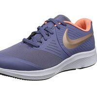 Un cupón de descuento nos deja las zapatillas Nike Star Runner 2 junior por 23,16 euros en tallas de la 36 a la 40 en Amazon