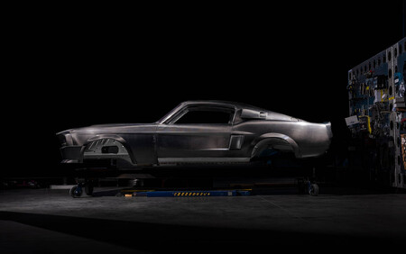 Ford Mustang Shelby Classic Recreations Carbon Edition GT500CR