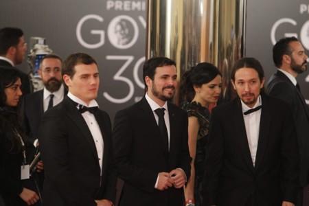 Politicos Goya 2