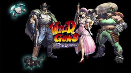 Wild Guns Reloaded revela sus nuevos personajes