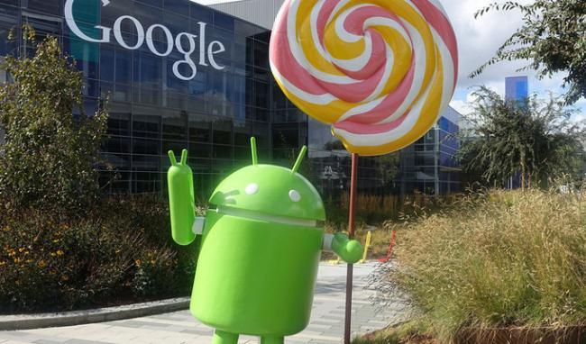 Android 51 Lollipop 1