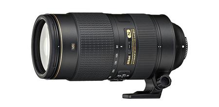 AF-S NIKKOR 80–400mm f/4.5-5.6G ED VR