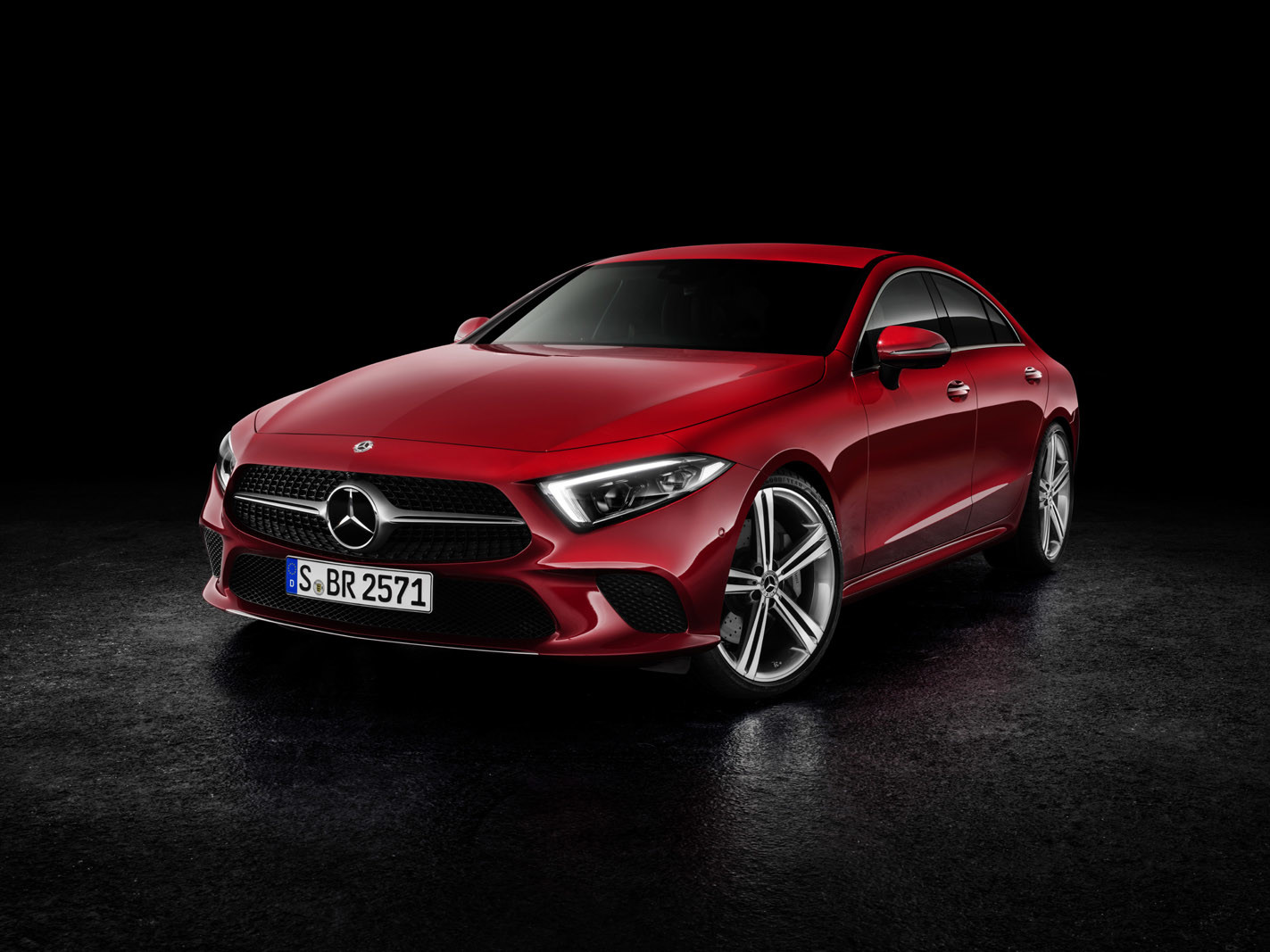 Foto de Mercedes-Benz CLS Coupé 2018 (3/56)