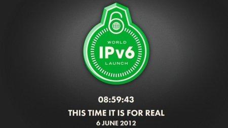 LLegó el día, mañana  le damos la bienvenida oficial al protocolo IPv6