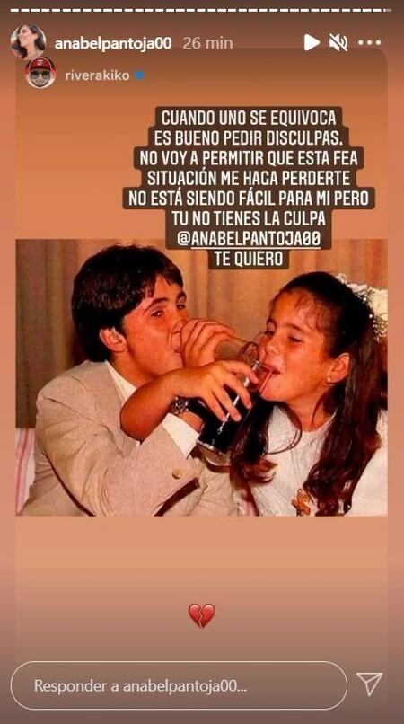 Anabel Pantoja Instagram