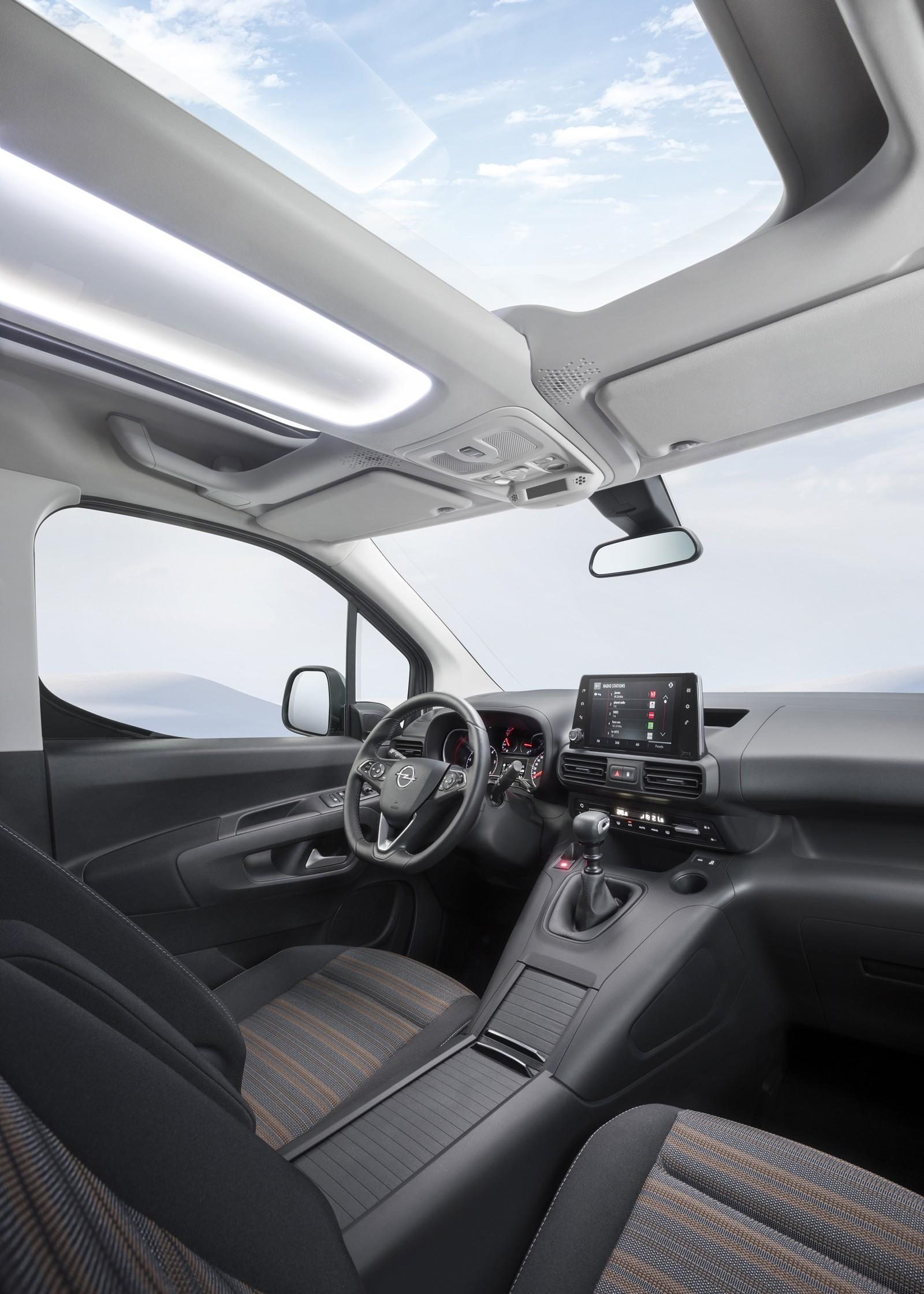 Foto de Opel Combo Life 2018 (41/63)