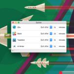 Quitter es la app que cerrará automáticamente los programas que no estés utilizando