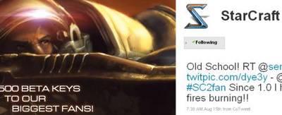 Blizzard entra de lleno en Twitter