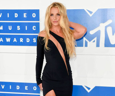 Britney Spears regresa a los MTV Music Video Awards 2016