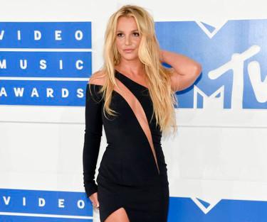 Britney Spears regresa a los MTV Music Video Awards 2016