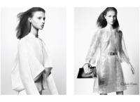 Calvin Klein, campaña Primavera-Verano 2009 con Anna Selezneva