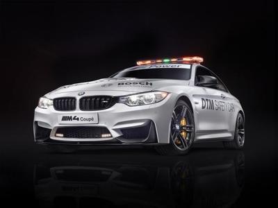 BMW M4 DTM Safety Car, el encargado de velar por la seguridad en Nürburgring