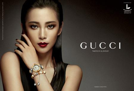 """La actriz y cantante Li Bingbing se asocia con Gucci por una """"Responsible Life"""""""