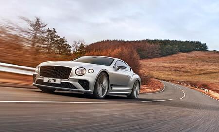 El nuevo Bentley Continental GT Speed es una excelsa máquina de 659 CV y 900 Nm que vuela a 335 km/h