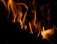 El fuego vino con retraso