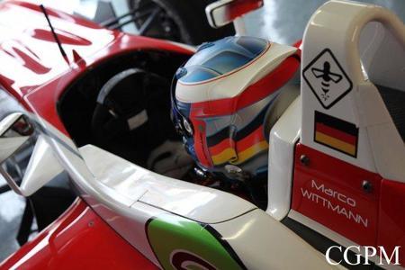 Marco Wittmann se hace con la pole para el Gran Premio de Macao de Fórmula 3