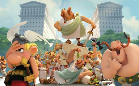 Cómic en cine: 'Astérix. La residencia de los dioses', de Alexandre Astier y Louis Clichy