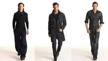 Ralph Lauren también apuesta fuerte por la moda vaquera con Black Label Denim