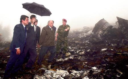 Cómo es posible que haya aparecido un resto humano del Yak-42 en Turquía quince años después