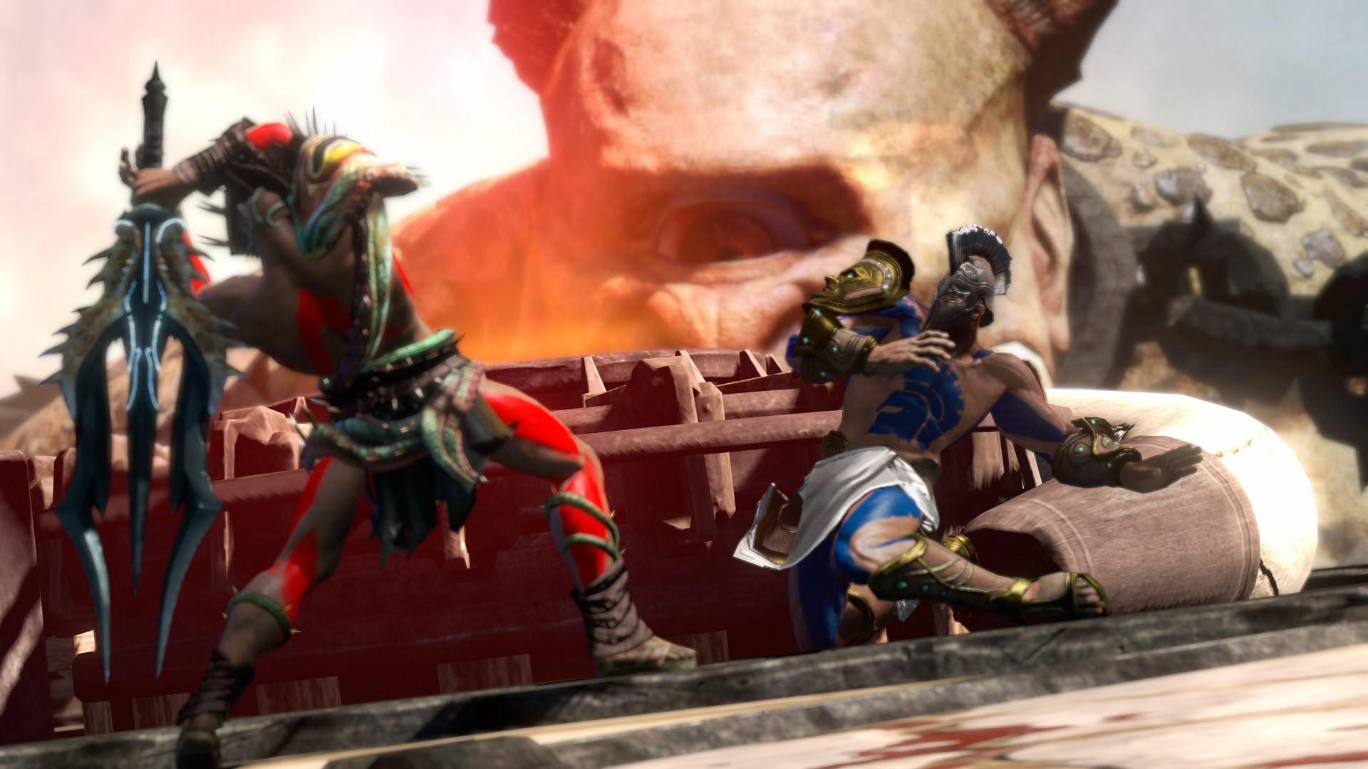 Foto de God of War: Ascension - 10/07/2012 (4/9)