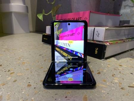 Samsung Galaxy Z Flip Camara