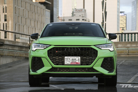 Audi Rs Q3 Opiniones Prueba Mexico 3