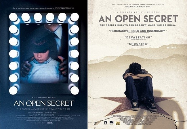 Carteles de 'An Open Secret'