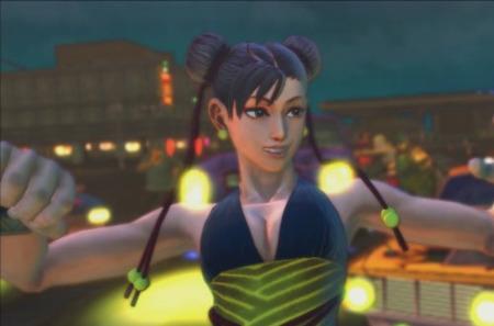 Street Fighter IV: trajes