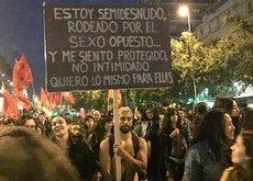 El héroe feminista de #Niunamenos está denunciado por su expareja