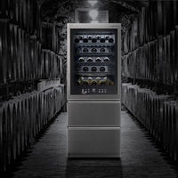 LG ya ofrece en España su vinoteca de la gama SIGNATURE para conservar vinos y controlar su estado desde cualquier parte