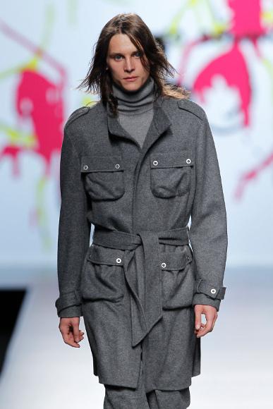 Foto de Adolfo Dominguez Otoño-Invierno 2011/2012 en la Cibeles Fashion Week (2/9)