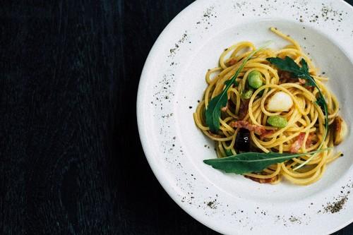 Cómo comer sano cuando vas a un restaurante italiano