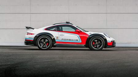 Porsche 911 Vision Safari 2012 2020 Porsche Ag