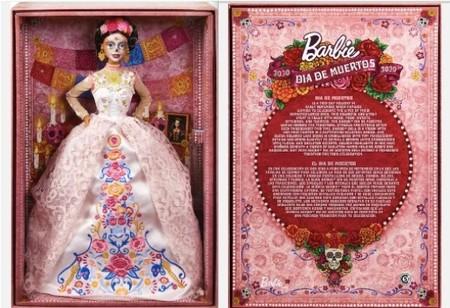 Barbie Dia De Muertos 2020 6