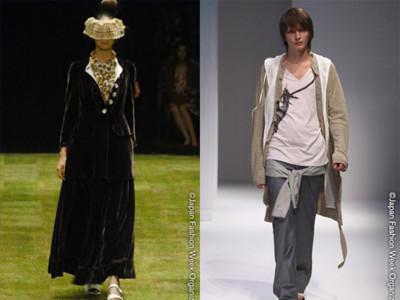 Semana de la moda de Tokio: Resumen de la tercera jornada (I)