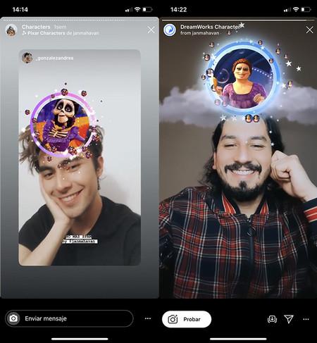Que Personaje De Pixar Y Dreamword Eres Filtro De Instagram