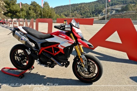 Ducati Hypermotard Sp 2