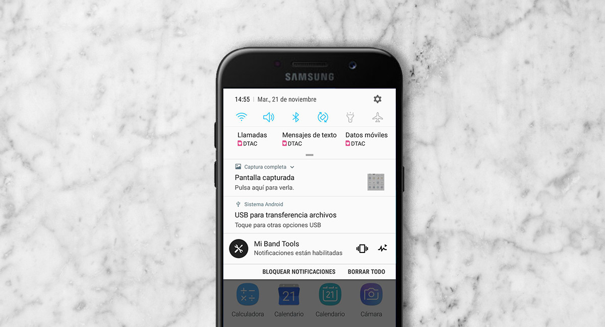 5fcc0ca5619 Cómo hacer capturas de pantalla en un móvil Android: Sony, LG, Samsung y más