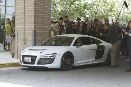 Audi R8 e-tron, el coche de Iron Man 3